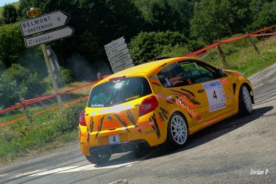 Rallye régional 3 chateaux 2015 Frejeac