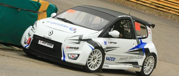 Twingo Super 1600 Olymeca Sport