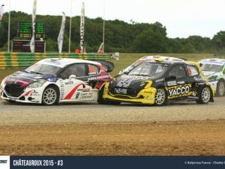 rallycross chateauroux 2015