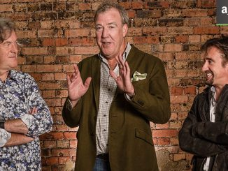 Jeremy Clarkson chez Amazon