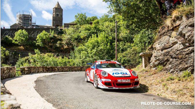 Rallye Montagne Noire 2015 Rouillard