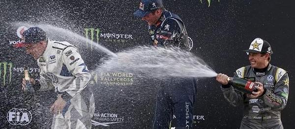 RX GP 3 rivieres podium 2015