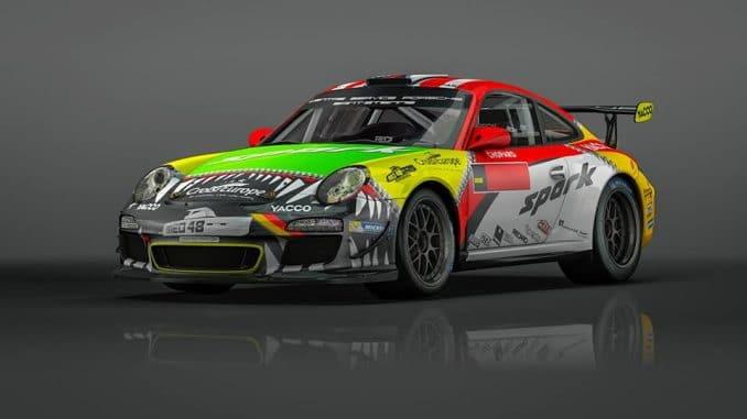 Porsche 911 Dumas Allemagne 2015