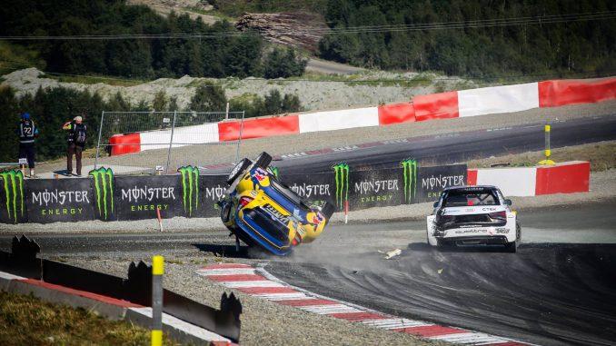 Rallycross Hell 2015 Timur Timerzyanov