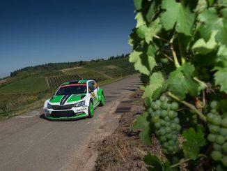 Liste des engagés Rallye Allemagne 2017 Rallye Allemagne 2015 Skoda WRC2