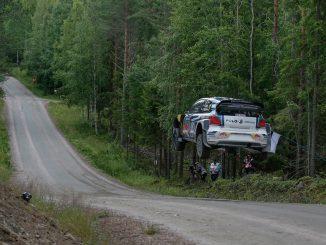 Rallye Finlande 2015 Liste des engagés Rallye Finlande 2017. Image d'archive : Finlande 2015. (c) : DR