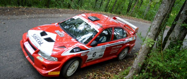 rallye Chasselas 2015 Soccol Meric