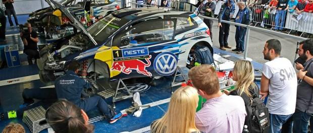 rallye finlande 2015 Polo R