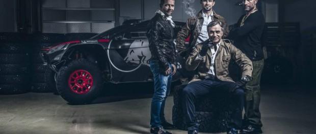 D-ream Team Peugeot Dakar 2016