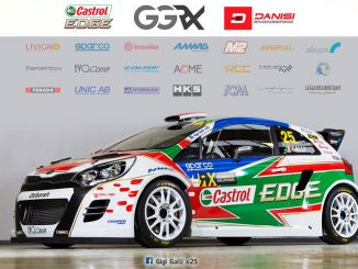 Kia Rio Gigi Galli en World RX