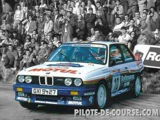 BMW M3 E30 Tour de Corse 1987