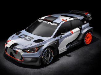 Nouvelle i20 WRC 2016
