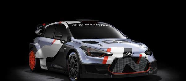 Nouvelle i20 WRC 2016 av