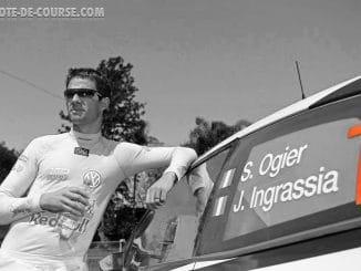 Sébastien Ogier va rouler en F1 rallye Australie 2015 Sébastien Ogier