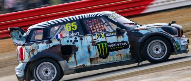 RallyCross Lohéac 2015 Chicherit
