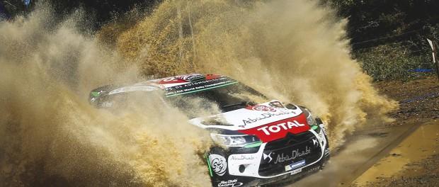 Rallye Australie 2015 Meeke DS3