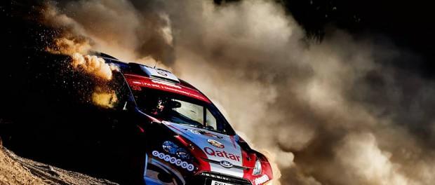 Rallye Australie 2015 Nasser Al-Attiyah