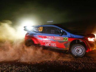 Best Of Rallye 2015 FIA WRC Rallye Australie 2015 Sordo Hyundai