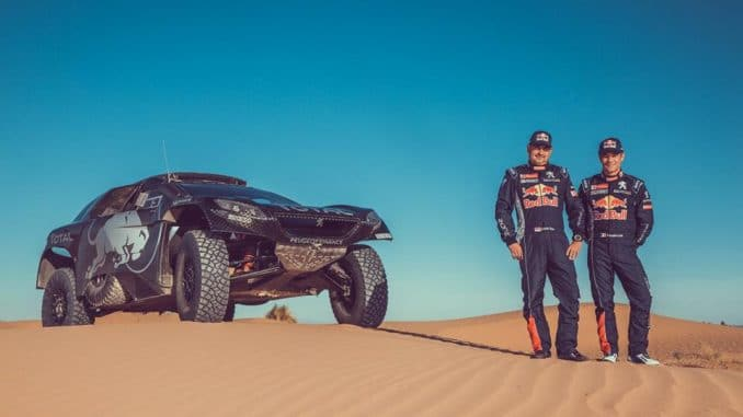 Sébastien Loeb au Dakar 2016 : officialisation