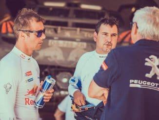 Loeb : objectif Rallycross