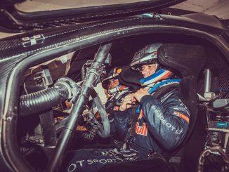 Sébastien Loeb au Dakar 2016 essais