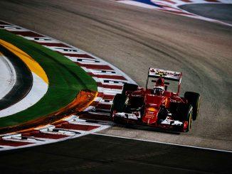 F1 Vettel en pole à Singapour