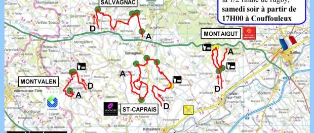 Cotes du Tarn 2015 carte et horaire