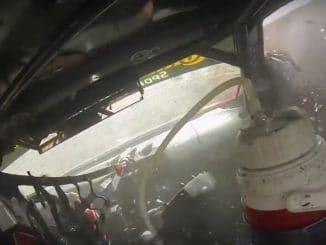 Crash Tim Bell 370Z