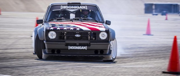 Ford Escort Mk2 Ken Block drift