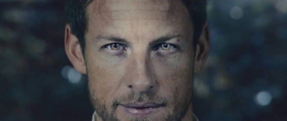 Jenson Button rallycross