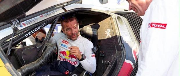 Loeb Rallye Maroc 2015 Etape 1