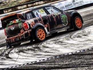 Rallycross Italie 2015 Guerlain Chicherit