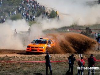 Le Kit FIA R4 et les GT+ sur terre en France Rallye Cardabelles 2015 #27 BRUNEL Pascal