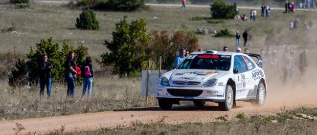 Rallye Cardabelles 2015 #4 Rousset