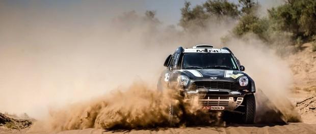 Rallye Maroc 2015 Mikko Hirvonen Michel Périn