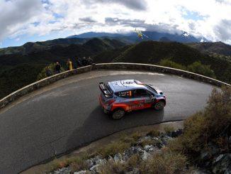 Tour de Corse 2015 Sordo Du WRC à la TV avec Red Bull TV