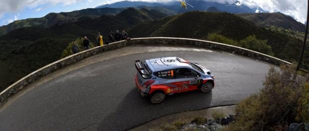 Tour de Corse 2015 Sordo