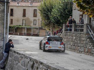 Tour de corse 2015 Volkswagen Polo R WRC Volkswagen arrête le WRC