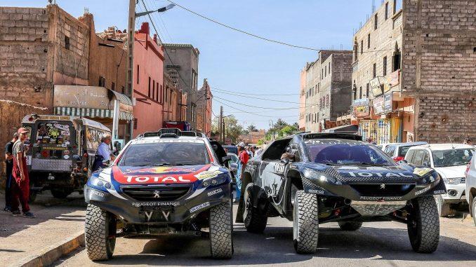 rallye du Maroc 2015 2008 DKR15 DKR16
