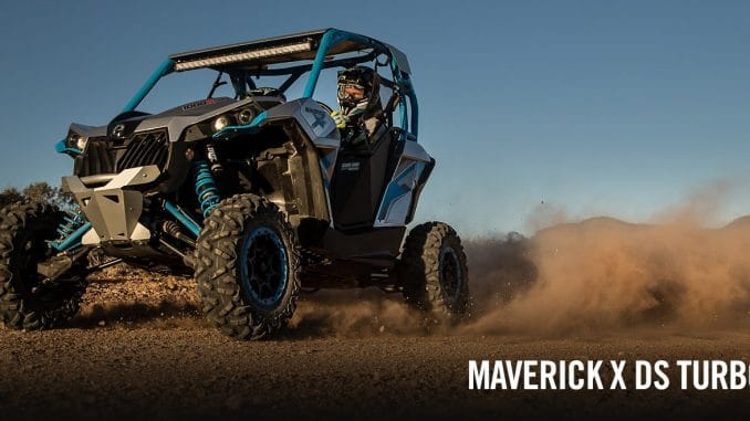 Recoil 3 : Can Am Maverick