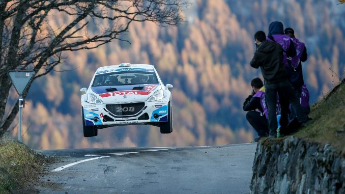 Rallye International du Valais 2015