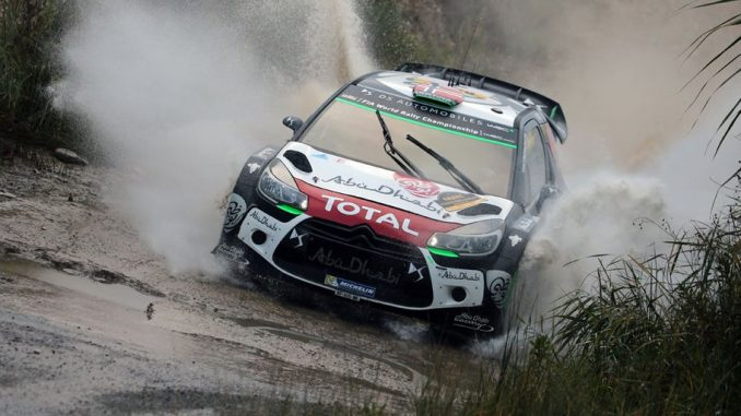 DS3 WRC Wales Rally GB 2015