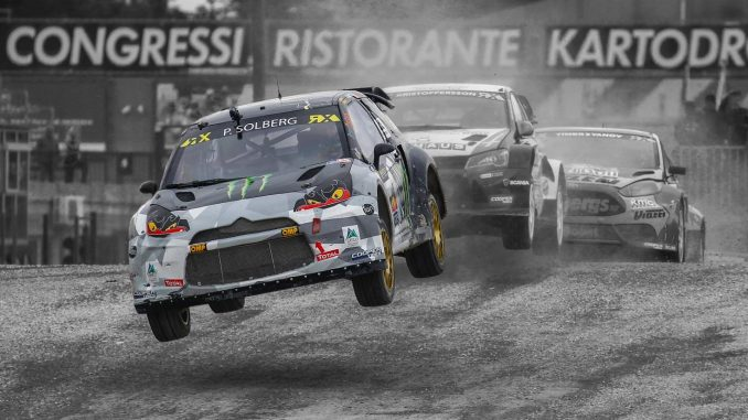RallyCross Franciacorta 2015 Solberg