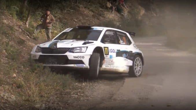 Rallye Du Var 2015