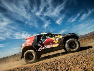 Dakar 2016 en approche : Rallye Maroc 2015 2008 DKR Loeb Elena