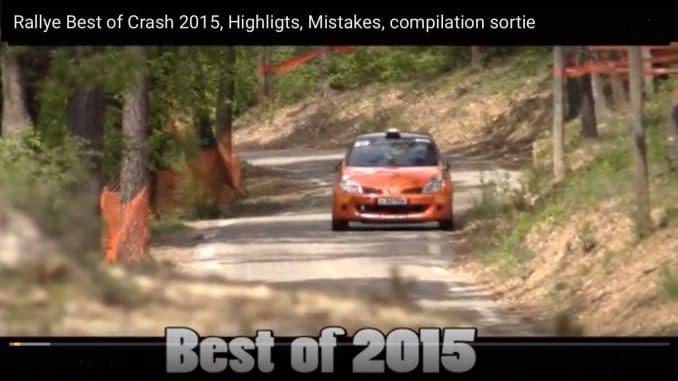 Best Of Crash 2015 par Luminy13