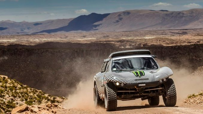Liste engages Dakar 2016 Guerlain Chicherit