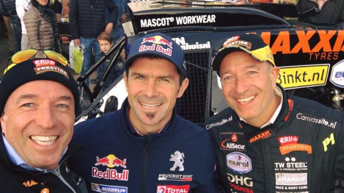 Tim et Tom Coronel