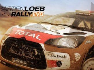 Démo Sébastien Loeb Rally EVO