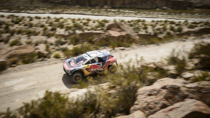 2008 DKR Loeb Dakar 2016